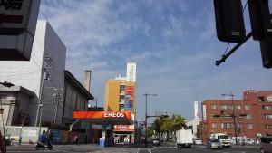 周辺施設(ガソリンスタンド)