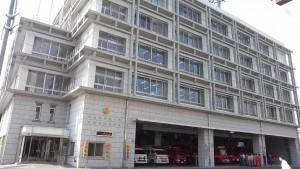 周辺施設(消防署)
